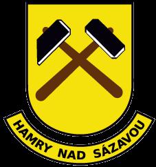 Hamry nad Sázavou znak
