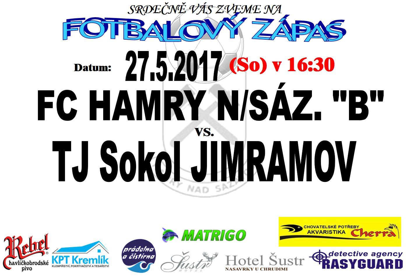 Plakát_27.5._JIMRAMOV